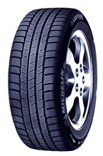 Opony Michelin LATITUDE ALPIN HP