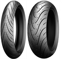 Opony Michelin PILOT ROAD 3 (Enduro)