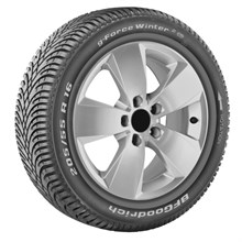 Opony BFGoodrich G-Force Winter 2 SUV